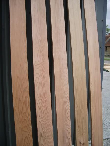 Western Red Cedar 20 x 145mm P.A.R.