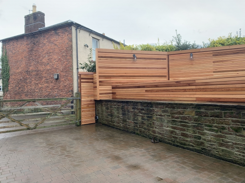 Western Red Fencing