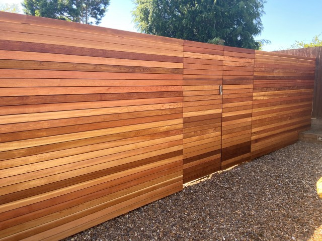 Western Red Cedar P.A.R. 20 x 70mm P.A.R. Fencing
